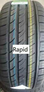 235/45R17 brand new Rapid tyre-Free fitting (R5B5-B)