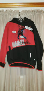 Boys Medium Marvel Spiderman Hoodie