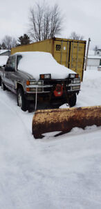 4 Chevy / GMC 4x4 truck fore sale / part out
