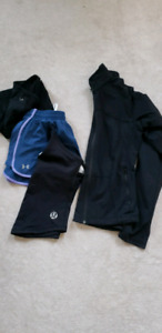 Size small workout bundle with Lululemon!