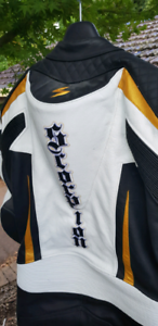 Racing leather Scorpion EXO one-piece Racing suit Must go!