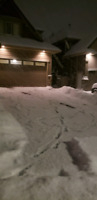 Snow removal residential driveways