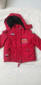 Winter jacket and snow pants for 12-18 months toddler boy