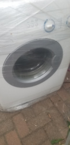 GE dryer and Inglis washing machine