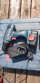 3 x Bosch 14.4V cordless drills spares/repairs FOC