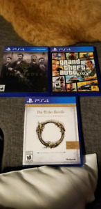 Jeux ps4 game