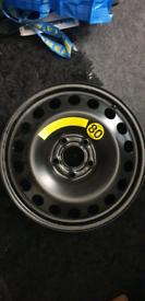 """Vauxhall vectra c 16"""" Steel wheel 2160113"""
