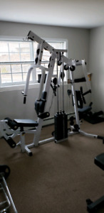 Body Solid cable machine