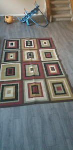 Area rug good condition