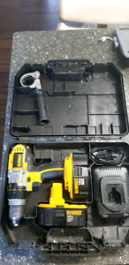 Dewalt 18v XRP Hammer Drill