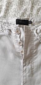 NEXT Men's linen trousers 32 reg