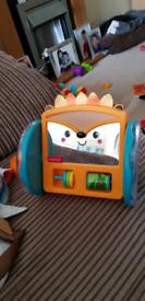 Fisher price Hedgehog Mirror