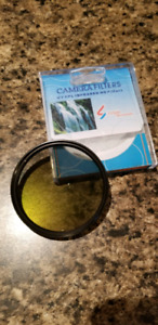 Lens filters - UV and PCL