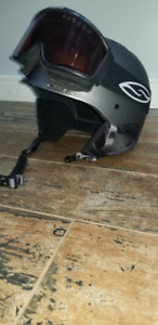 Helmet size XL - for ski/snowboard with goggles