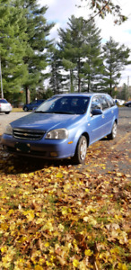 CAR FOR SALE 2005 CHEVY OPTRA