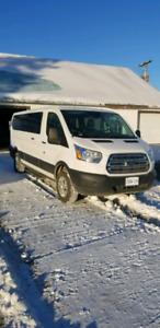 Ford transit passenger van  12 seaters