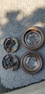 Honda Civic freins
