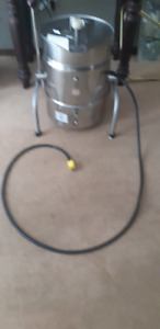 GROEN fudge kettle for use with Calico Cottage fudge mix