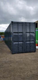 40ft High Cube Shipping Container Storage Container
