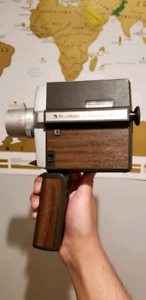 Bell and Howell Autoload 308 Super 8mm Camera