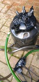 Aquael Multikani 800 external filter