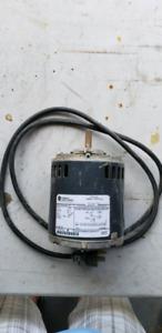 Furnace blower motor