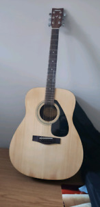 Brand new Yamaha F310p acoustic guitar