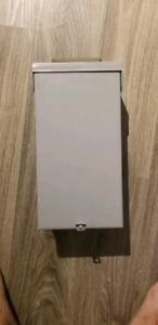 Boîte electrique exterieur