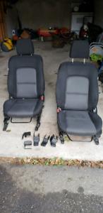 OEM Mazda 3 04-09 front seats
