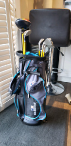 Youth/ kids  PING golf clubs and brand new bag
