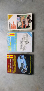 Vehicle Manuals