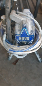 Graco Nova 390 Airless Painr Sprayer