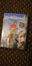 Zootroplis movie