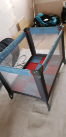 Graco travel cot or dog pen