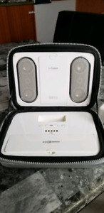 i-Fusion Rechargeable portable Ipod speaker case
