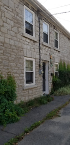 Historic Limestone in triplex 1 block from Olympic Harbour