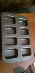 Set of baking pans