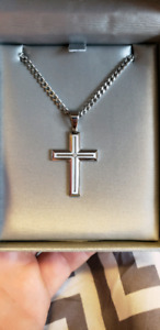 People's Cross Necklace