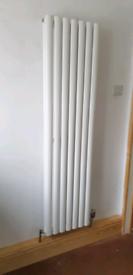 Vertical double radiator - New
