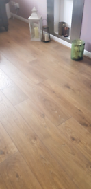Laminate Flooring Kronotex 12mm Everest Oak Bronze