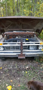 1977 Ford f250 project