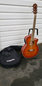 Acoustic Pickup Guitar by Washburn