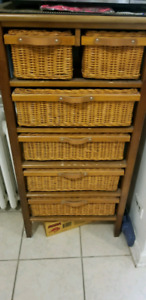 Canadian tire Chester of drawers, perfect condition