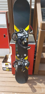Burton Custom X 162cm + bindings
