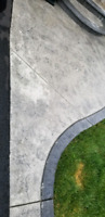 ISO - Stamped concrete/cement fix