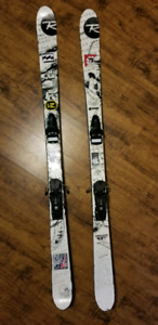 """Skis Rossignol """"twin tips """""""