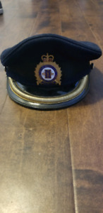 NHB Police Cap with Badge