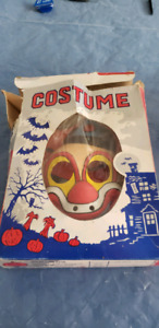 Vintage Halloween costume in original box