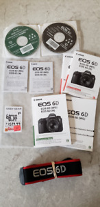 Canon 6D body with WARRANTY.  for sale