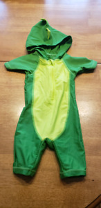 Baby swimsuit, 0-3 months